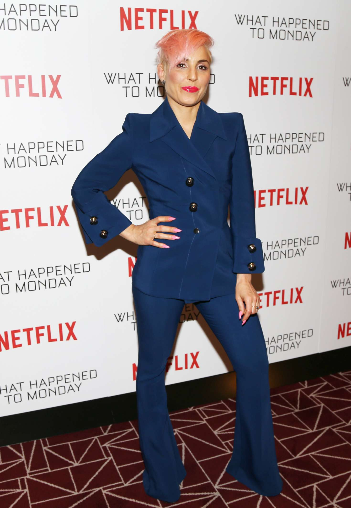Noomi Rapace 2017 : Noomi Rapace: What Happened to Monday Screening -16
