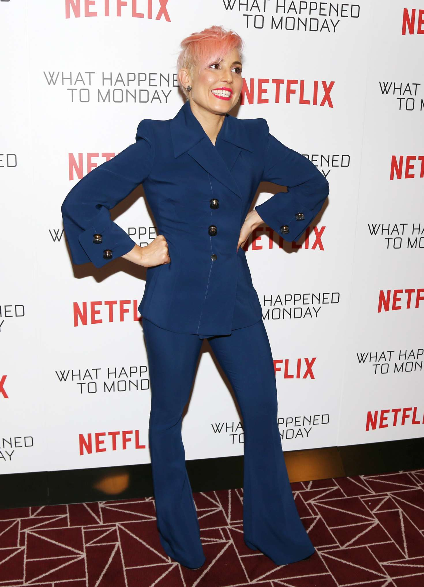 Noomi Rapace 2017 : Noomi Rapace: What Happened to Monday Screening -21