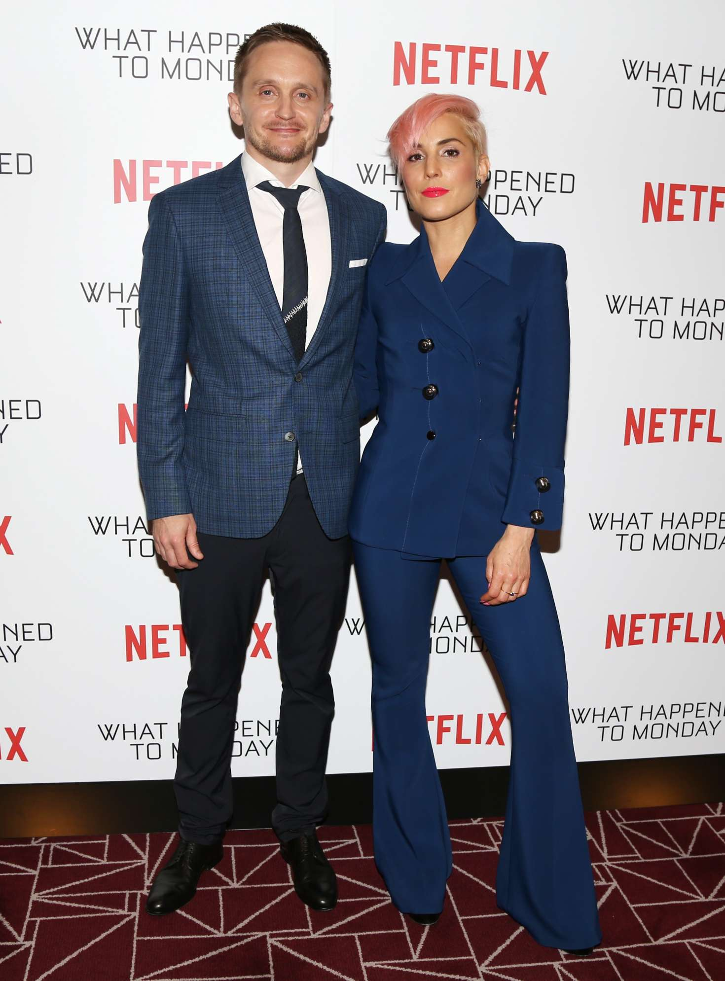 Noomi Rapace 2017 : Noomi Rapace: What Happened to Monday Screening -23