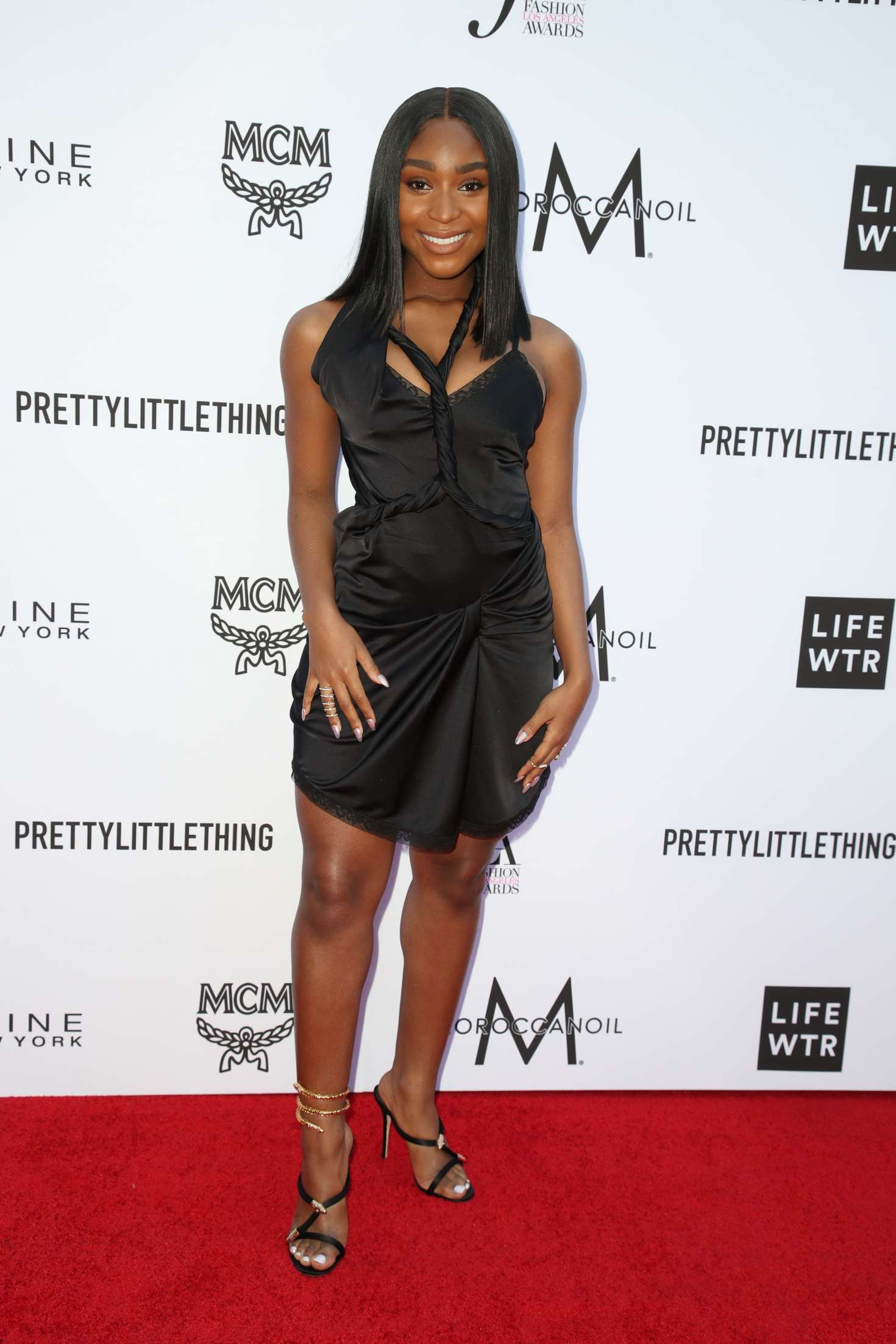 Normani Kordei - 2018 Fashion Los Angeles Awards in LA