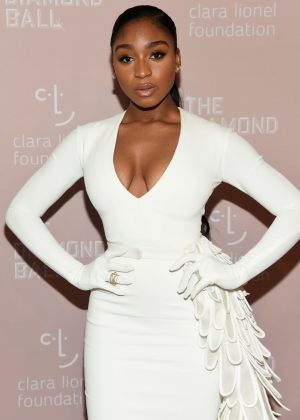 Normani Kordei - 4th Annual Clara Lionel Foundation Diamond Ball in NY