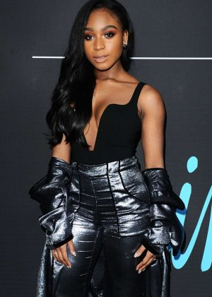 Normani Kordei - GQ All Star Party in Los Angeles