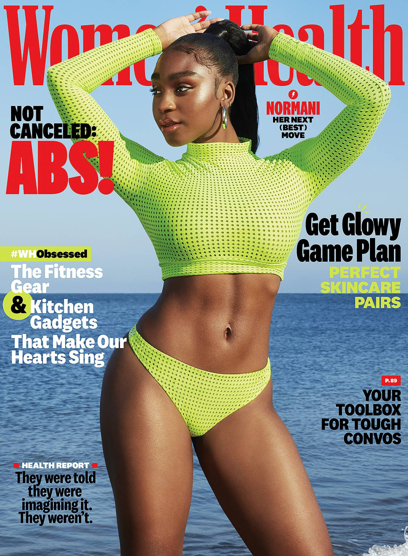 Normani Kordei 2020 : Normani Kordei – Womens Health (December 2020)-02