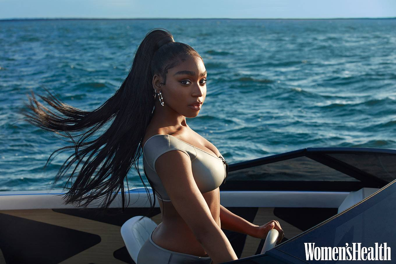 Normani Kordei 2020 : Normani Kordei – Womens Health (December 2020)-05