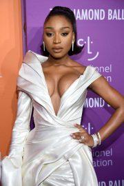 Normani - Rihanna's 5th Annual Diamond Ball in NYC