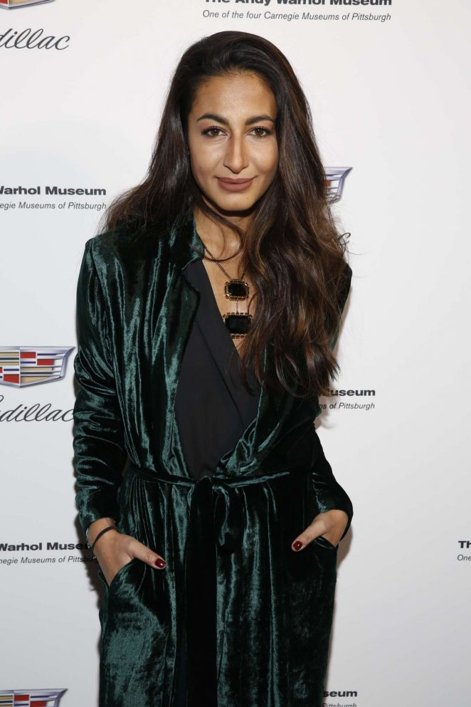 Nosheen Sha - 'Letters to Andy Warhol' Exhibition Opening in New York City