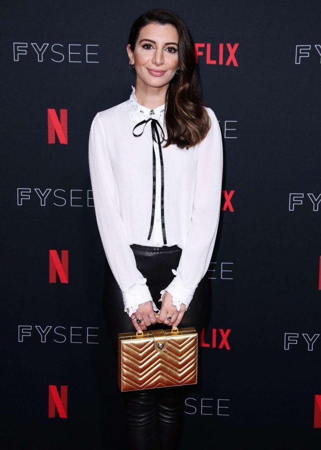 Noureen DeWulf - Netflix FYSee Kick-Off Event in Los Angeles