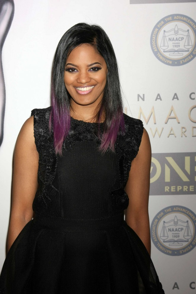 Nzingha Stewart - 2016 NAACP Image Awards Nominees' Luncheon in LA