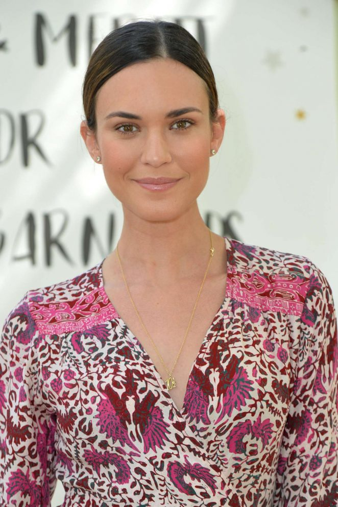 Odette Annable - Emily & Meritt for Pottery Barn Kids Collection Launch Presentation in LA