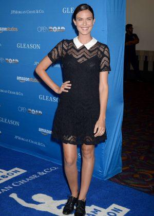 Odette Annable - 'Gleason' Premiere in Los Angeles