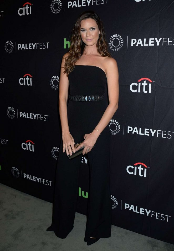Odette Annable - Paleyfest 2016 Fall TV Preview in Beverly Hills
