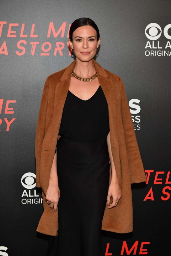 Odette Annable - 'Tell Me a Story' Season 2 Premiere in Nashville