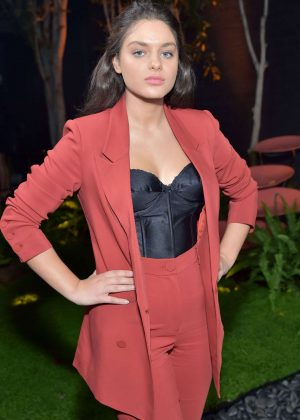 Odeya Rush - Ame Jewelry Launch Event in Los Angeles