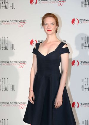 Odile Vuillemin - 'The Bold and the Beautiful'Anniversary Event in Monte Carlo