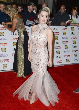 Ola Jordan - 2015 Pride of Britain Awards in London