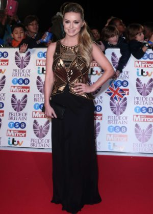 Ola Jordan - 2017 Pride Of Britain Awards in London