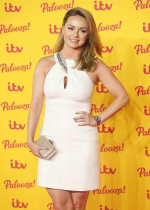 Ola Jordan - ITV Palooza in London