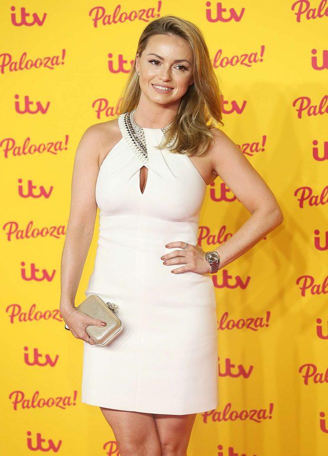 Ola Jordan – ITV Palooza in London