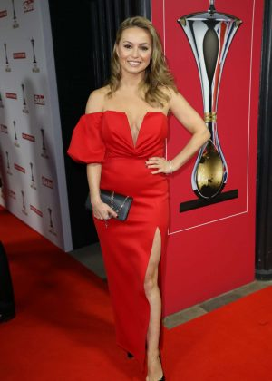 Ola Jordan - Sun Military Awards 2018 in London