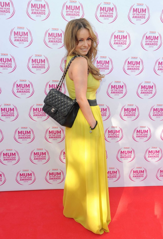 Ola Jordan: Tesco Mum Of The Year Awards 2015 -01
