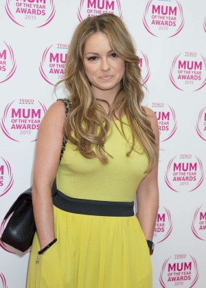Ola Jordan - Tesco Mum Of The Year Awards 2015 in London