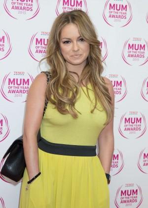 Ola Jordan - Tesco Mum Of The Year Awards 2015 in London