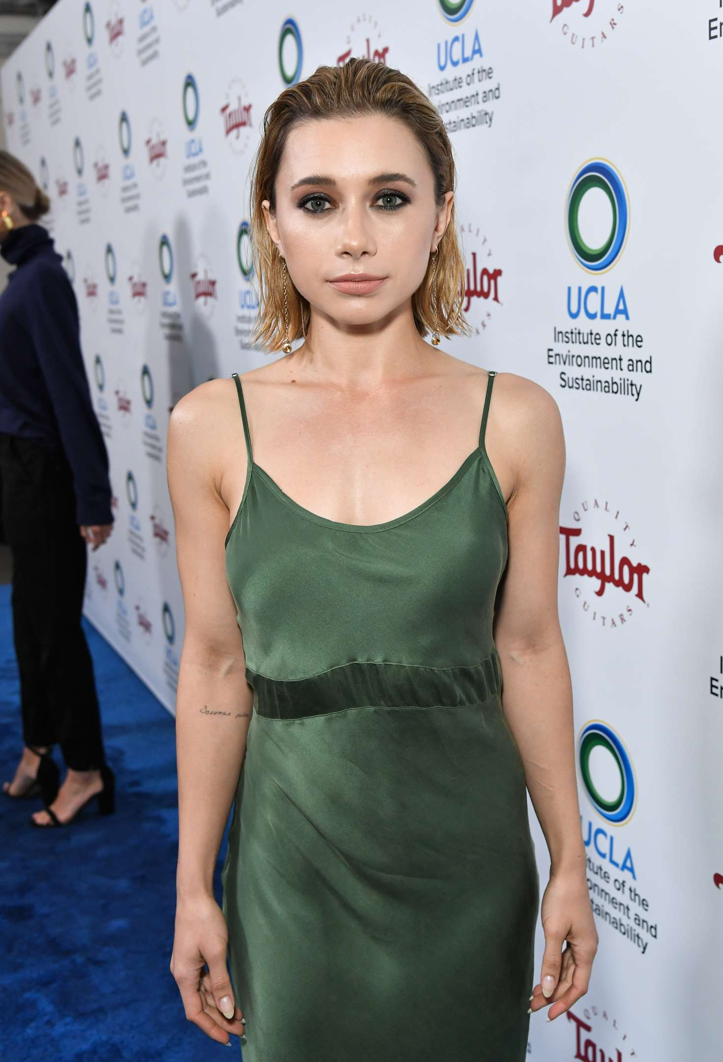 Olesya Rulin - 2018 UCLA's Institute of the Environment and Sustainability Gala in LA