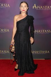 Olesya Rulin - 'Anastasia' Musical Premiere in Los Angeles