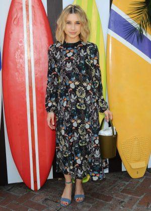 Olesya Rulin - Henri Bendel Surf Sport Collection in Los Angeles