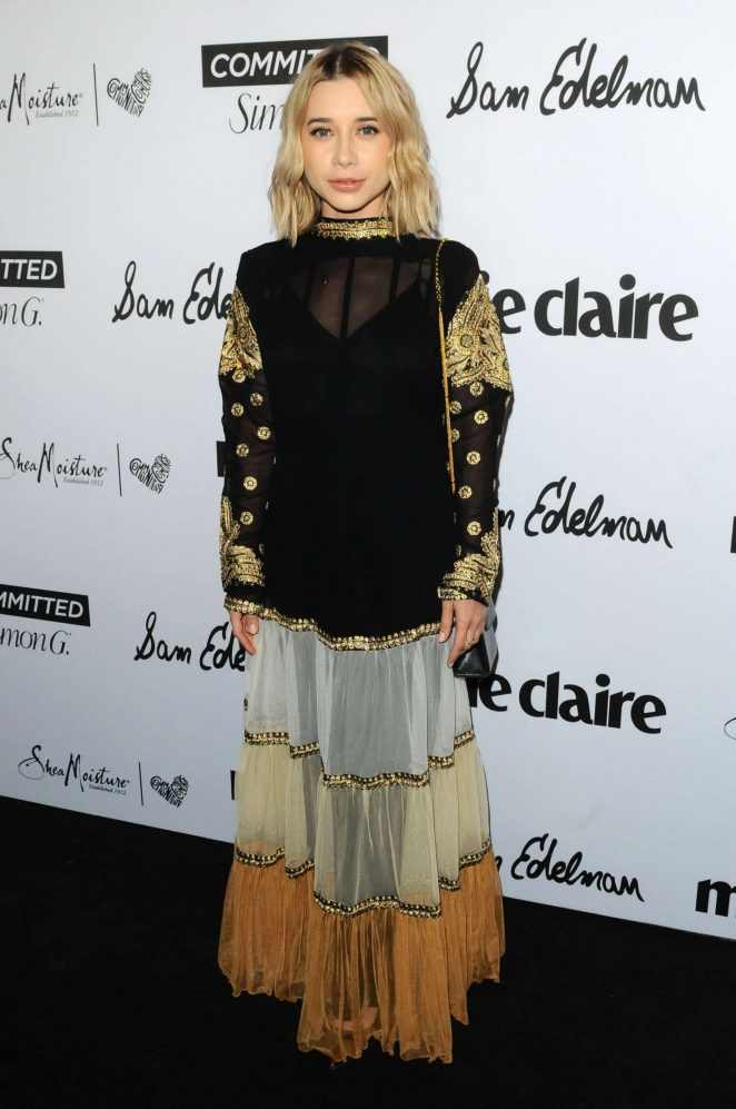 Olesya Rulin – Marie Claire's 5th annual 'Fresh Faces' in Los Angeles