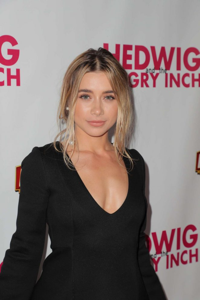 Olesya Rulin - Opening Night Of Hedwig and The Angry Inch in Hollywood