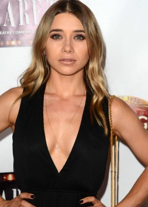 Olesya Rulin - Play opening of CABARET in Hollywood