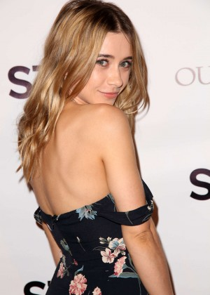 Olesya Rulin - TV Guide Magazine and STARZ Celebration of OUTLANDER in West Hollywood