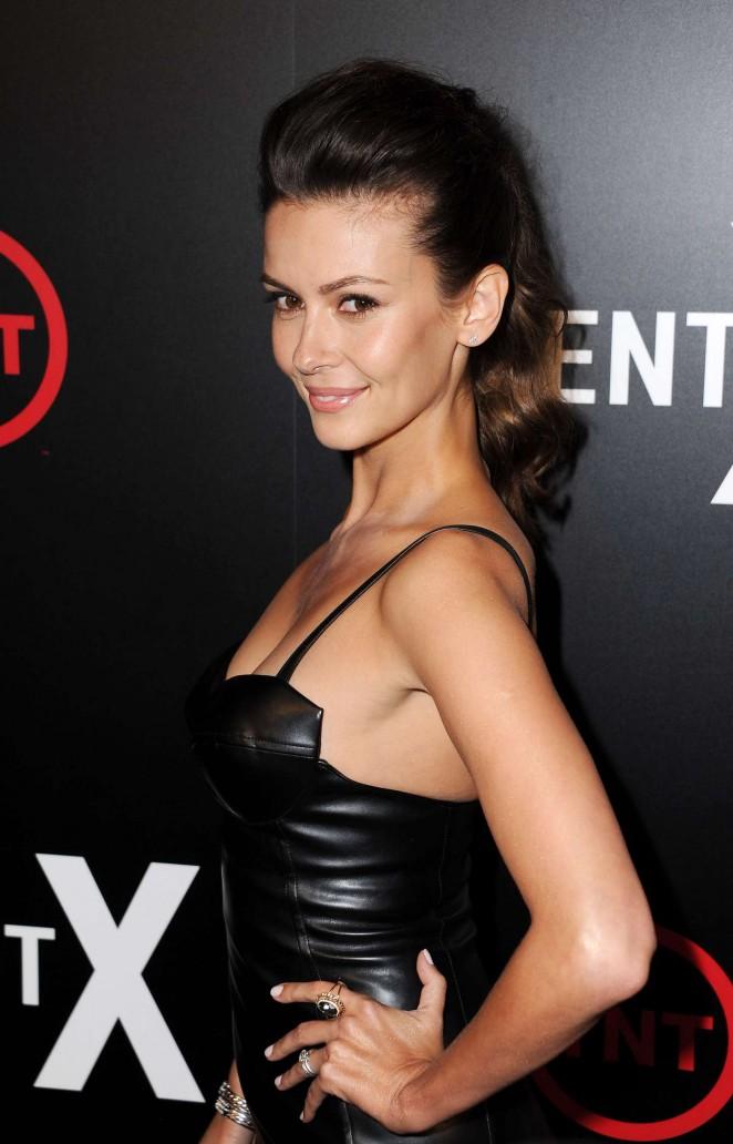 Olga Fonda - 'Agent X' Premiere in West Hollywood