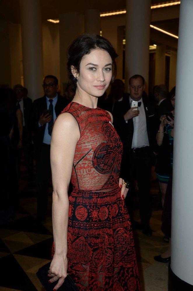 Olga Kurylenko - 2018 Cesar Film Awards Ceremony in Paris
