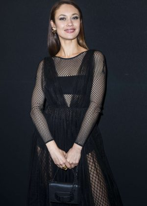 Olga Kurylenko - 2018 Charity Dinner hosted by the AEM Association Children in Paris
