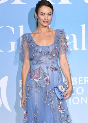 Olga Kurylenko - 2018 Gala for the Global Ocean in Monte-Carlo