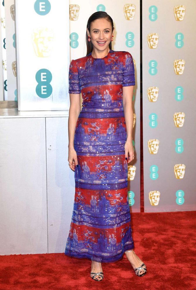 Olga Kurylenko – 2019 British Academy Film Awards in London