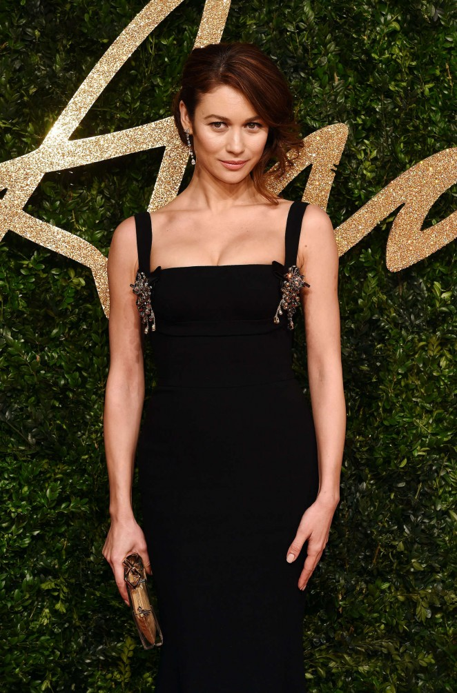 Olga Kurylenko - British Fashion Awards 2015 in London