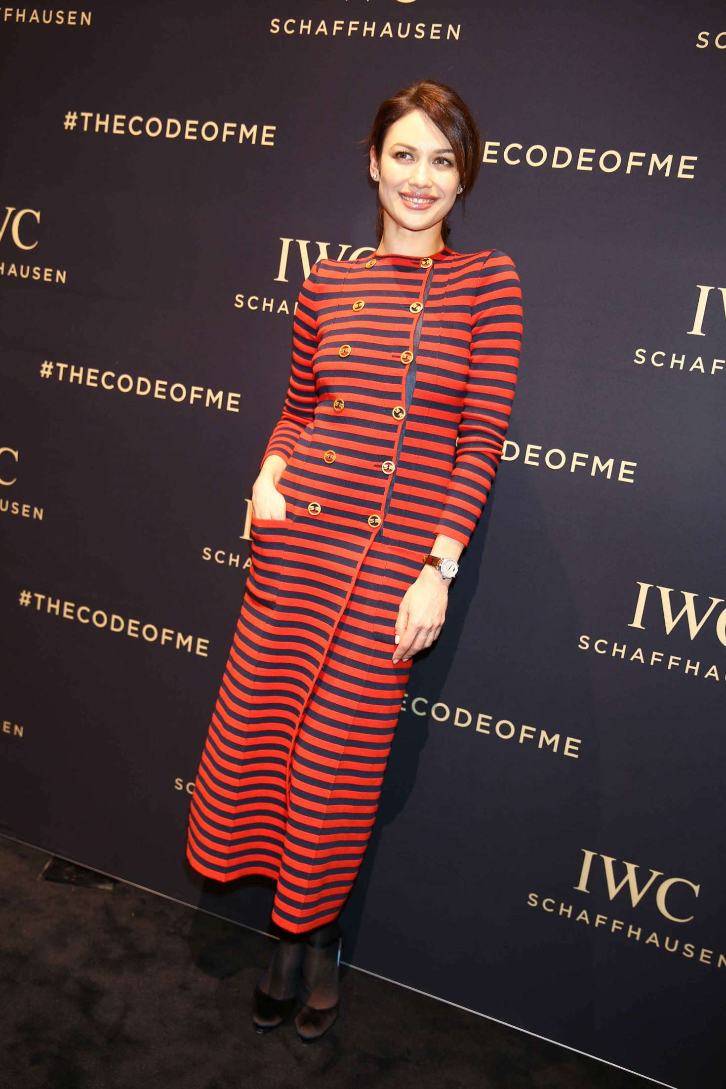 Olga Kurylenko - 'Decoding The Beauty Of Time' Da Vinci Watches Collection Launch in Geneva