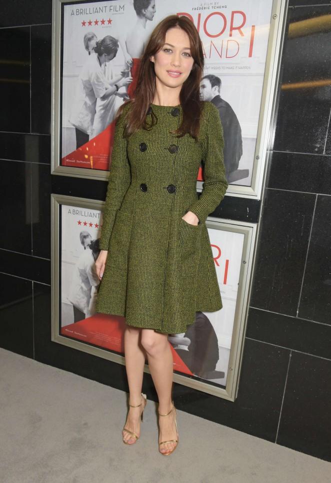 Olga Kurylenko: Dior And I UK Premiere -02