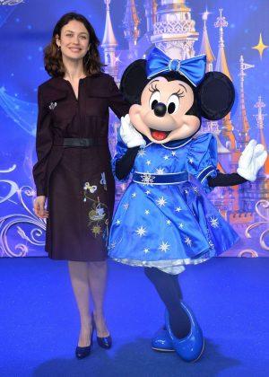 Olga Kurylenko - Disneyland 25th Anniversary Celebration in Paris