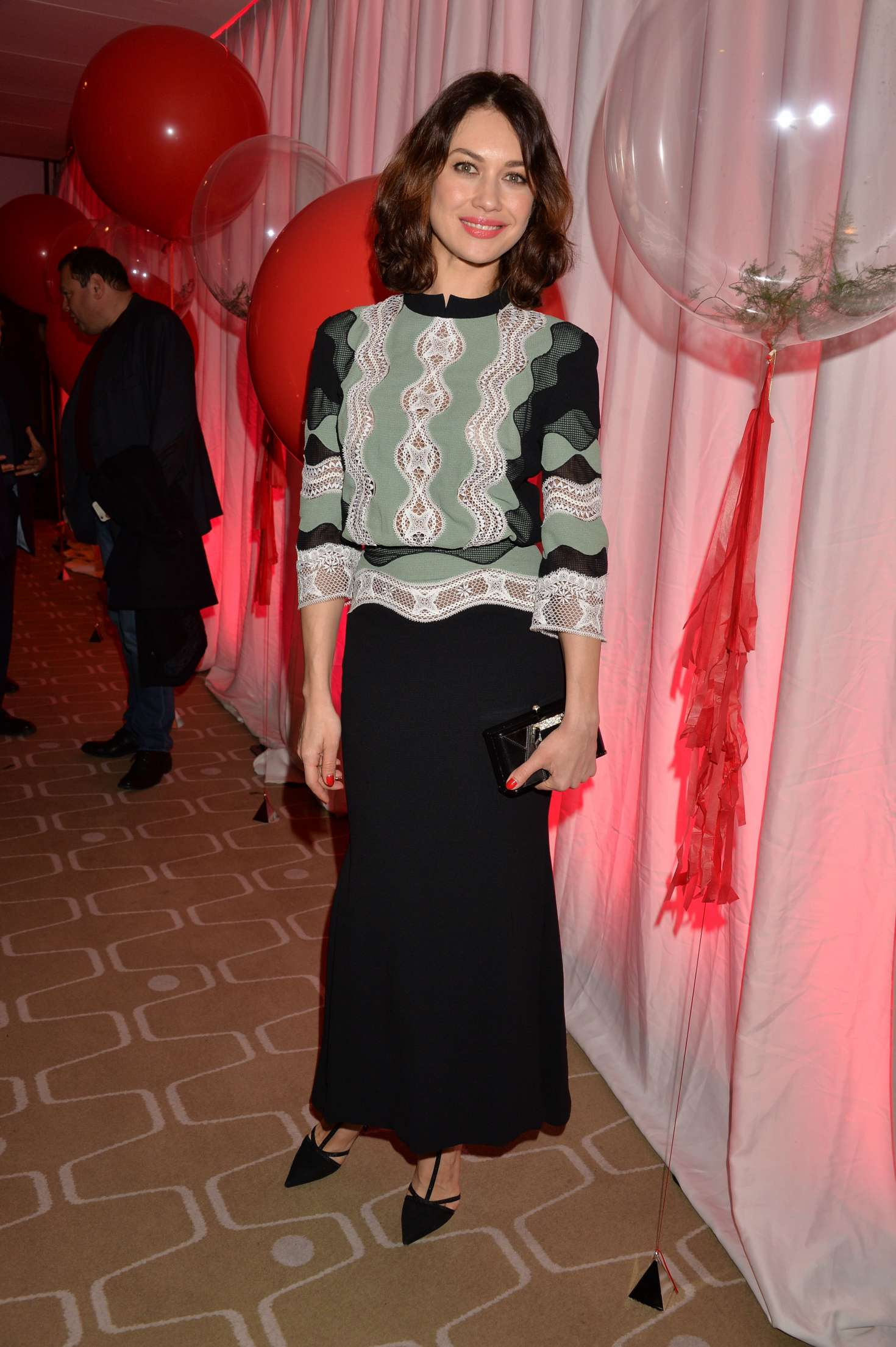 Olga Kurylenko 2017 : Olga Kurylenko: Gift of Life at Royal Festival Hall -01