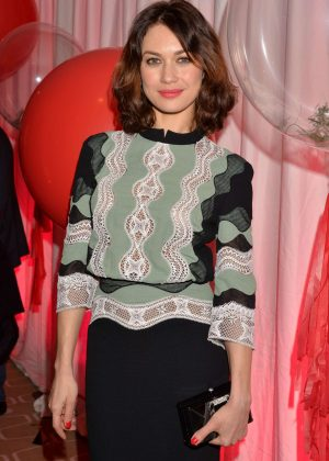 Olga Kurylenko - Gift of Life at Royal Festival Hall in London