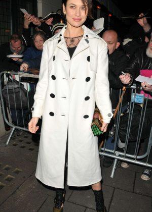 Olga Kurylenko - Harvey Weinstein Pre BAFTAs Dinner in London