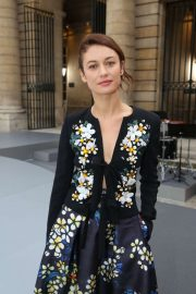 Olga Kurylenko - Le Defile L'Oreal Paris Runway Show in Paris