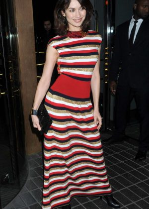 Olga Kurylenko - The FALL Magazine Launch Party in London