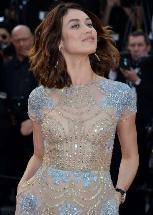 Olga Kurylenko - 'The Meyerowitz Stories' Premiere at 70th Cannes Film Festival
