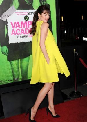 "Olga Kurylenko - ""Vampire Academy"" Premiere in Los Angeles"