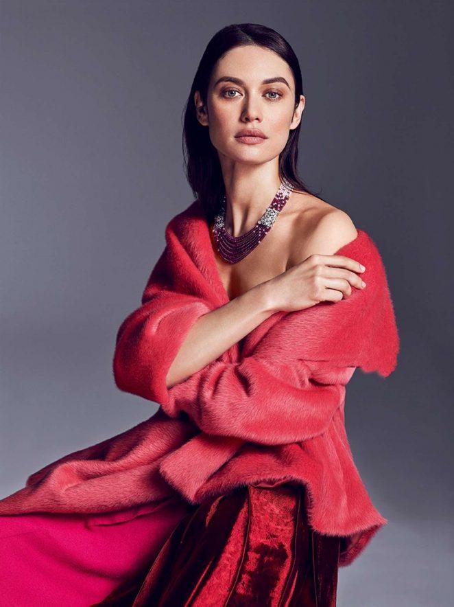 Olga Kurylenko - Vanity Fair Magazine (July 2018)